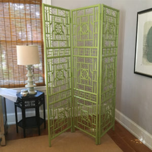 CAN222 Indochine Folding Screen