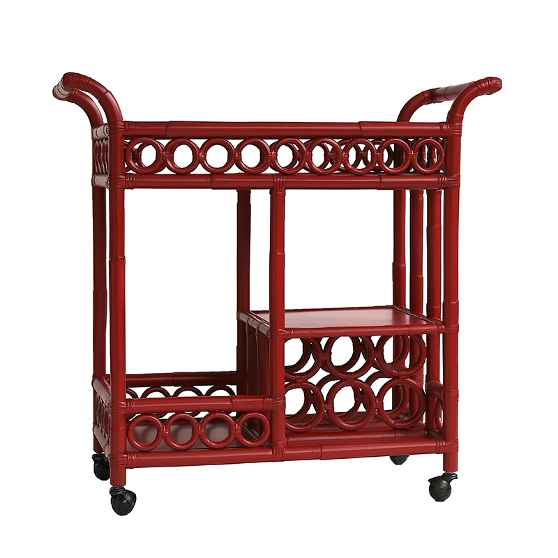 Moderne Maru Bar Cart