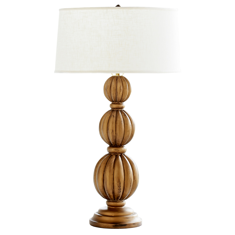 Triple Gourd Lamp