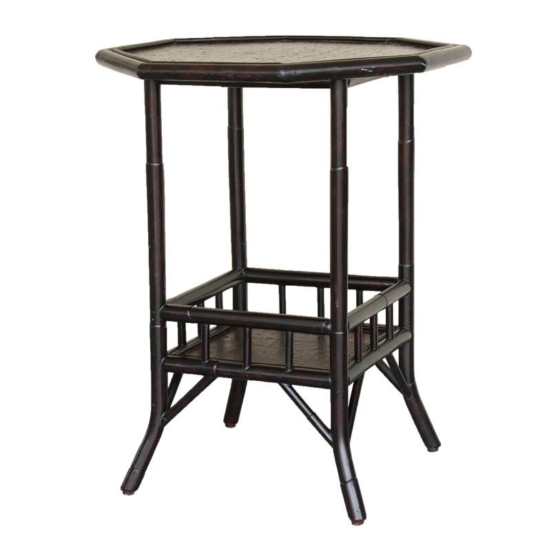 Moderne Maru Zen Side Table Octagon