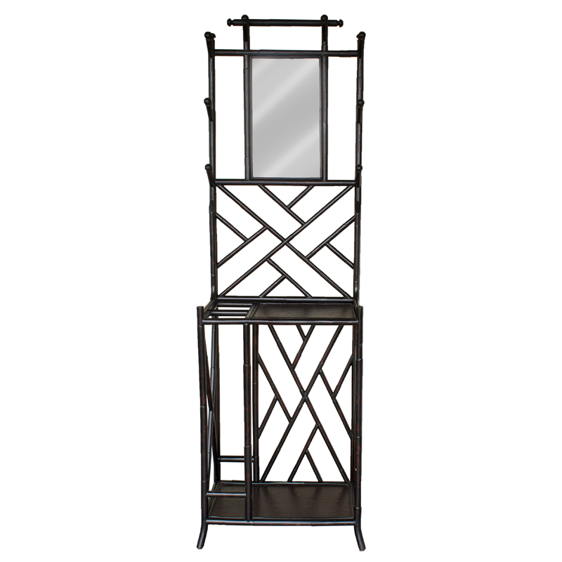 Moderne Maru Zen Hallstand with Mirror