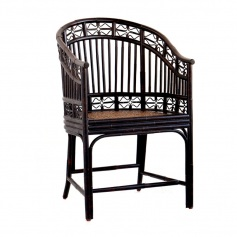 Indochine Chair – Arm Horseshoe