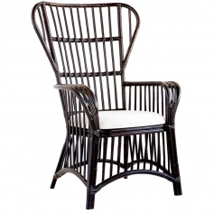 Indochine Chair – Wing Back