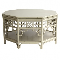 Indochine Table – Octagonal Coffee