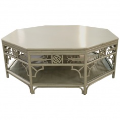 Indochine Table – Octagonal Cocktail