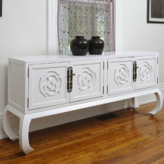 Double Happiness Console – Rose Flat Screen