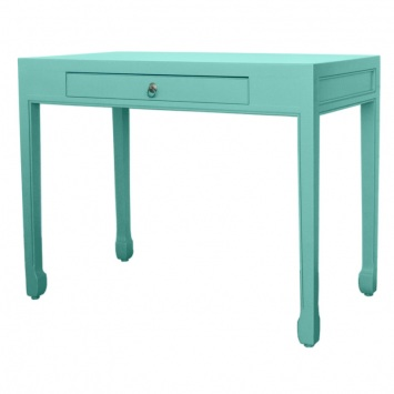 DH small writing desk tru turquoise