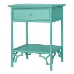 Indochine Table – Night Stand w/ drawer