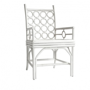 Moderne Maru Dining Chair Extra White