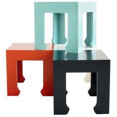 Shanghai Loft Table – Bunching solid