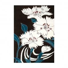 Carol Gregg Rug Vintage Floral