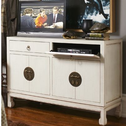 double_happiness_media_console_antique_white_red_egg