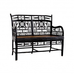 Indochine Double Settee