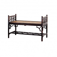 Indochine Chair Hall – Bench