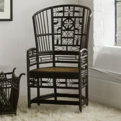 Indochine Chair – High Back