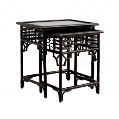 Indochine Nesting Tables