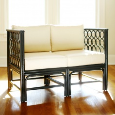Moderne Maru Double Settee