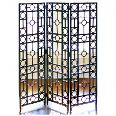 Moderne Maru Folding Screen