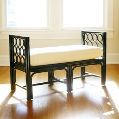 Moderne Maru Hall Bench