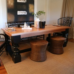 Shanghai Loft- Pagoda Farm Table